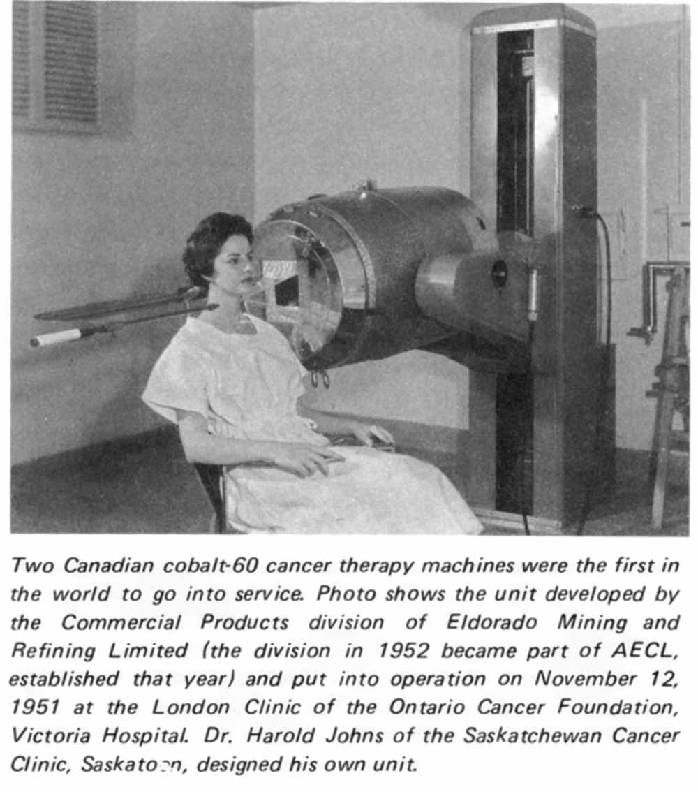 Cancer Therapy Machines