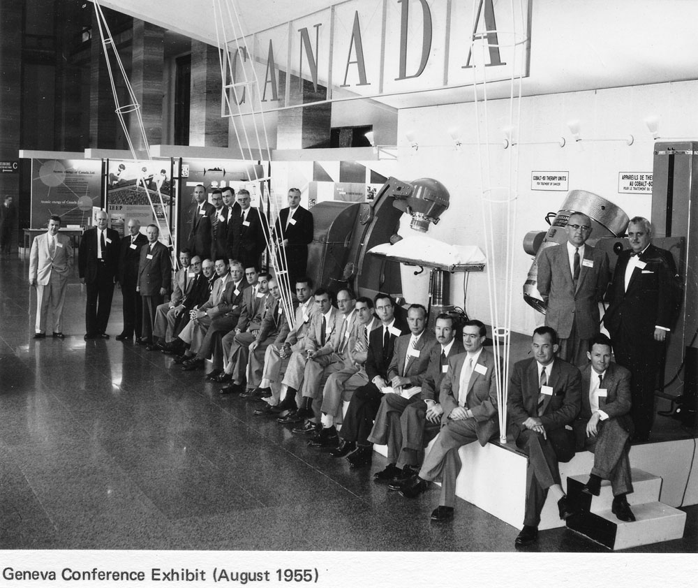 Geneva Conference Exhibit (August 1955)